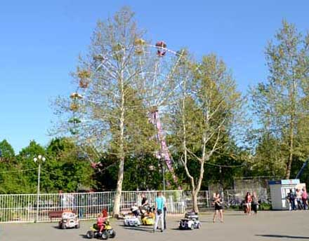 Парк 30-лет Победы